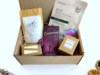 Feel Romantic Gift Set