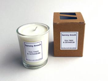 Tea Tree Candle